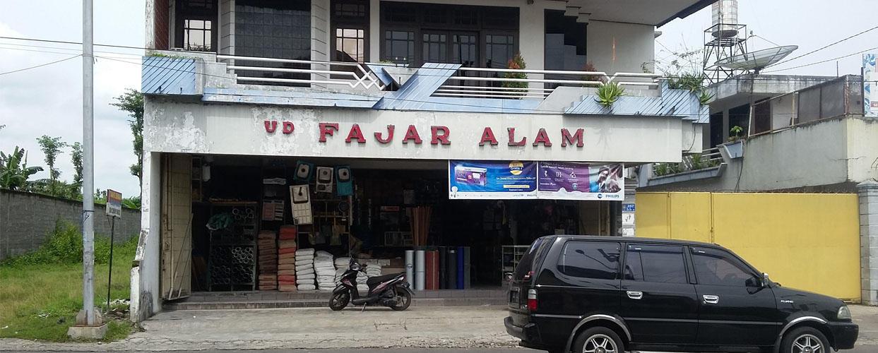 UD Fajar Alam Toko Bangunan Murah Tapi Nggak Murahan