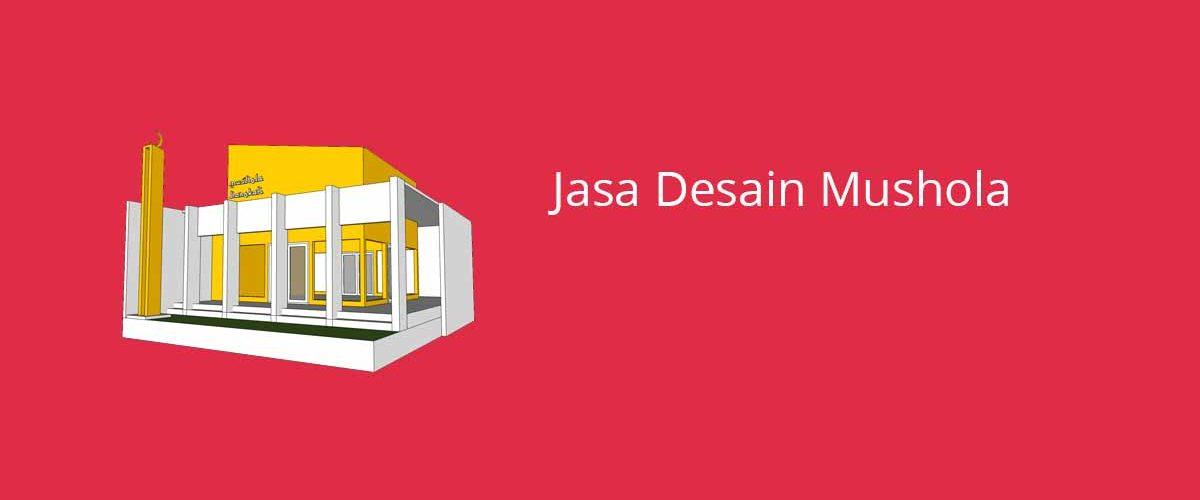 Jasa Desain Mushola